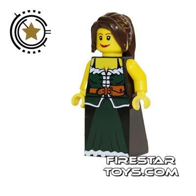 LEGO Castle Fantasy Era - Peasant Female