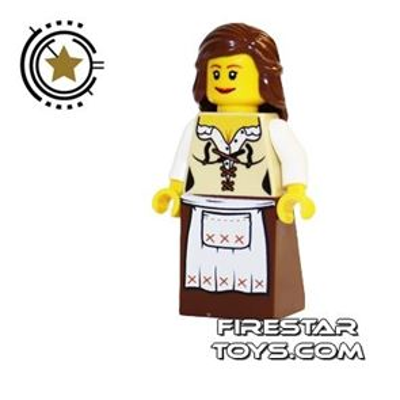 LEGO Castle Fantasy Era - Maid