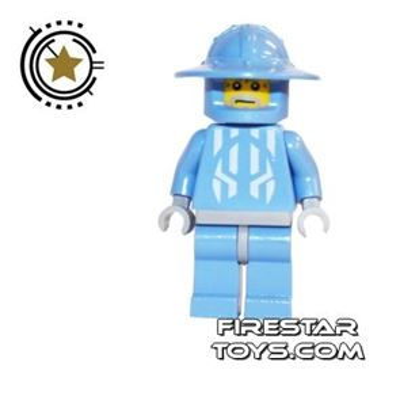 LEGO Castle - Knights Kingdom II - Jayko With Broad Brim Helmet