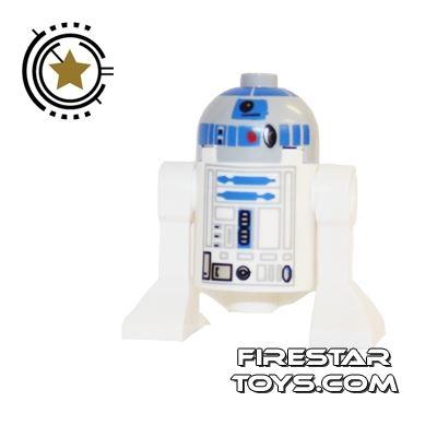 LEGO Star Wars Mini Figure - R2-D2 Light Gray Head