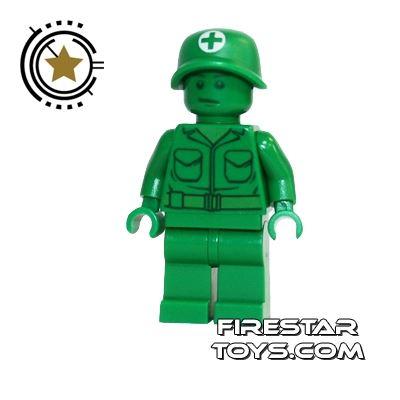 LEGO Toy Story Mini Figure - Green Army Medic