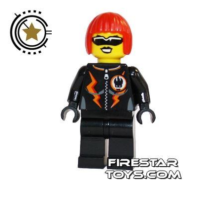 LEGO Agent Mini Figure - Dyna-Mite