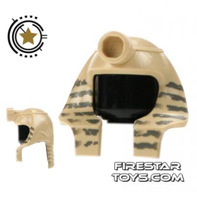 LEGO Egyptian Mummy Head Cover
