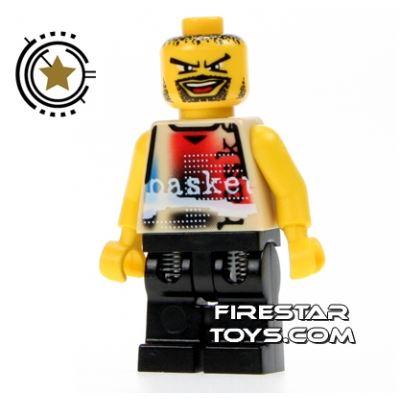 LEGO Basketball Player