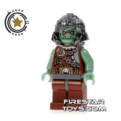 LEGO Castle Fantasy Era - Troll Warrior 3 (Orc)