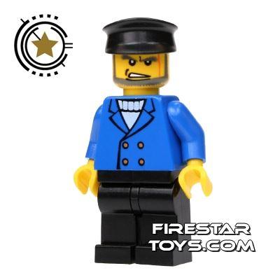 LEGO City Mini Figure - Hovercraft Pilot