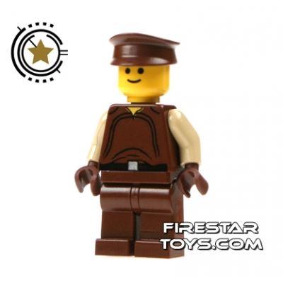 LEGO Star Wars Mini Figure - Naboo Security Officer