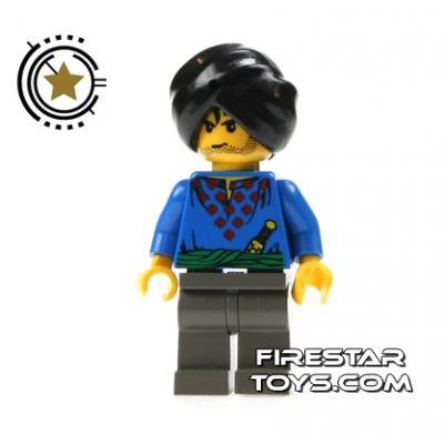 LEGO Adventurers Mini Figure - Scorpion Palace Guard