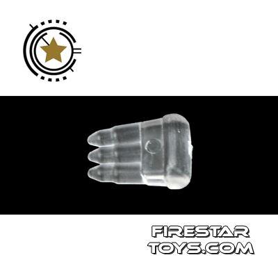 Brickarms - Ammo Clip Clear - Limited Edition