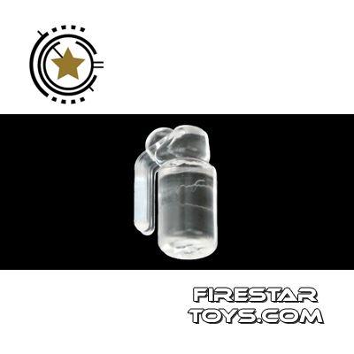 Brickarms - M84 Stun Grenade Clear - Limited Edition