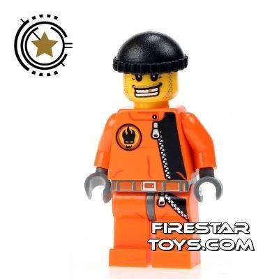 LEGO Agent Mini Figure -  Henchman