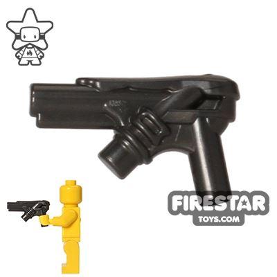 LEGO Gun - Kryptonian Laser Gun - Pearl Dark Gray
