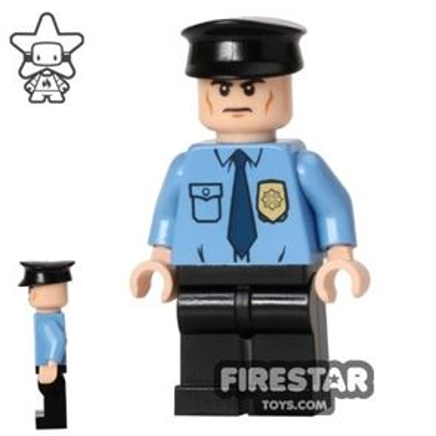 LEGO Super Heroes Mini Figure - Truck Driver