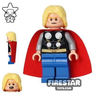 LEGO Super Heroes Mini Figure - Thor - No Beard