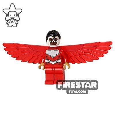 LEGO Super Heroes Mini Figure - Falcon