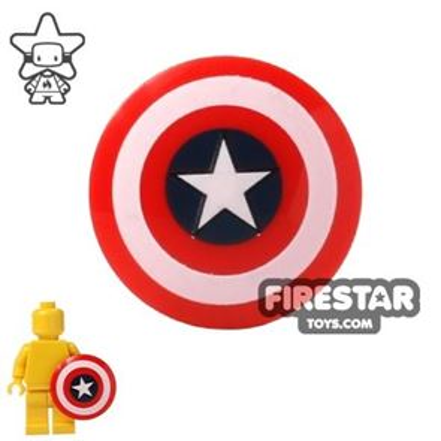 LEGO Captain America Shield
