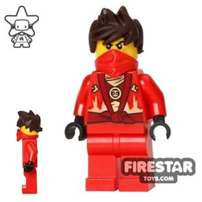 LEGO Ninjago Mini Figure - Kai - Rebooted