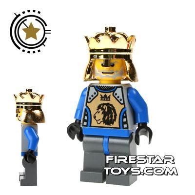LEGO Castle - Knights Kingdom II - King Mathias