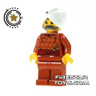 LEGO Adventurers Mini Figure - Maharaja Lallu