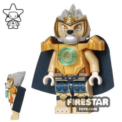 LEGO Legends of Chima Mini Figure - Lagravis - Heavy Armour