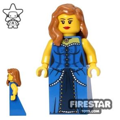 The LEGO Movie Mini Figure - Rootbeer Belle