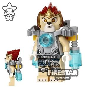 LEGO Legends of Chima Mini Figure - Laval - Jetpack and Armour
