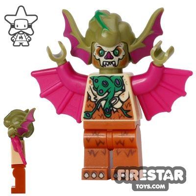 LEGO Teenage Mutant Ninja Turtles Mini Figure - Mutated Dr O'Neil