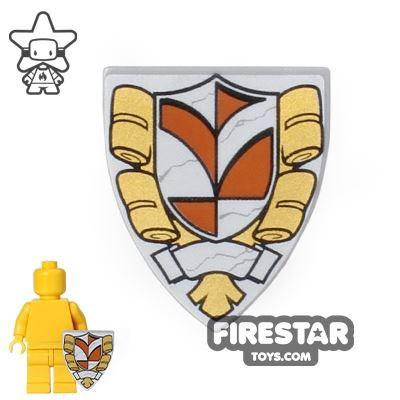 LEGO - Triangular Shield - Town Hall