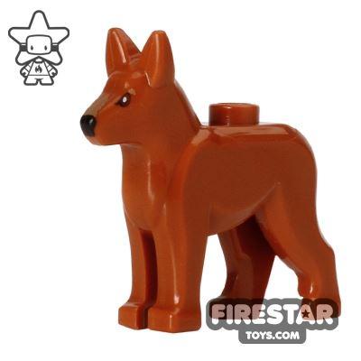LEGO Animals Mini Figure German Shepherd Dog