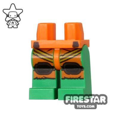LEGO Mini Figure Legs - Teenage Mutant Ninja Turtles - Jumpsuit