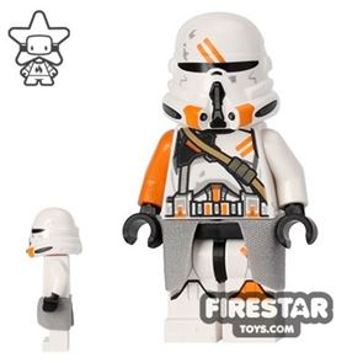 LEGO Star Wars Mini Figure - Airborne Clone Trooper