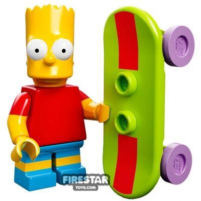 LEGO Minifigures - The Simpsons - Bart