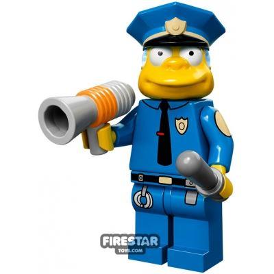 LEGO Minifigures - The Simpsons - Chief Wiggum
