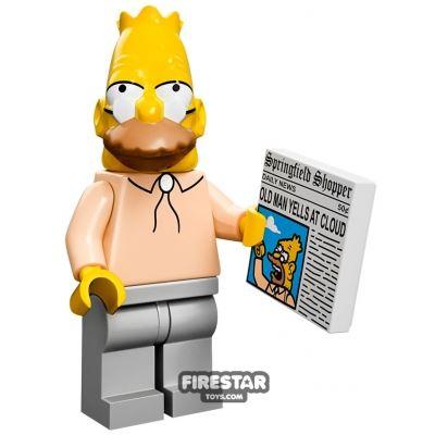 LEGO Minifigures - The Simpsons - Grandpa