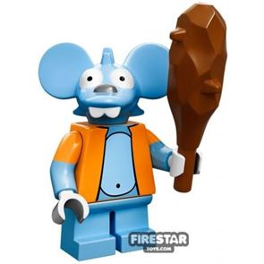 LEGO Minifigures - The Simpsons - Itchy
