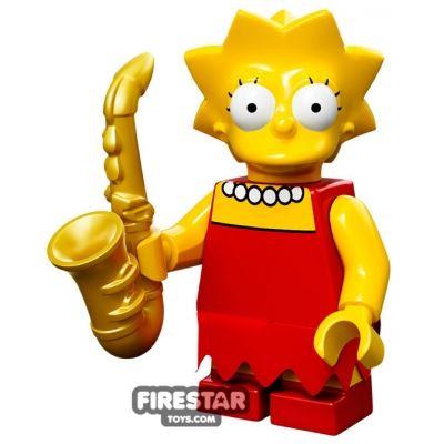 LEGO Minifigures - The Simpsons - Lisa