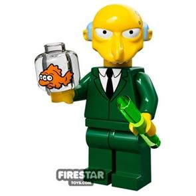 LEGO Minifigures - The Simpsons - Mr Burns