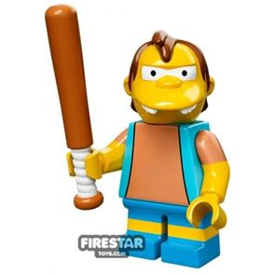 LEGO Minifigures - The Simpsons - Nelson Muntz
