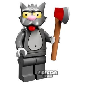 LEGO Minifigures - The Simpsons - Scratchy