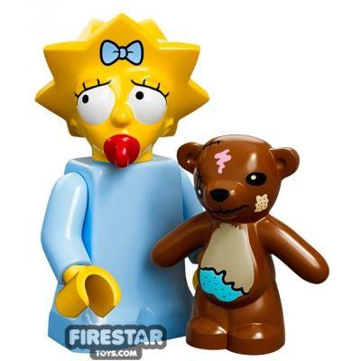 LEGO Minifigures - The Simpsons - Maggie