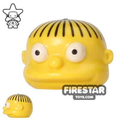 LEGO Mini Figure Heads - The Simpsons - Ralph Wiggum