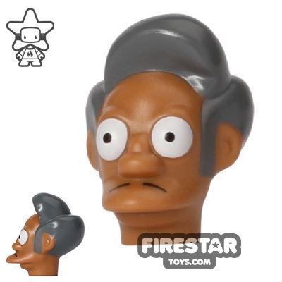 LEGO Mini Figure Heads - The Simpsons - Apu