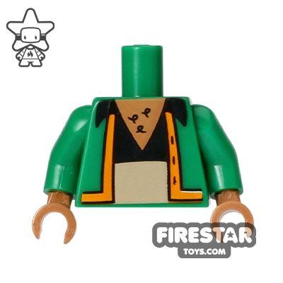 LEGO Mini Figure Torso - The Simpsons - Apu