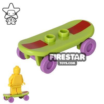 LEGO Bart Simpson's Skateboard