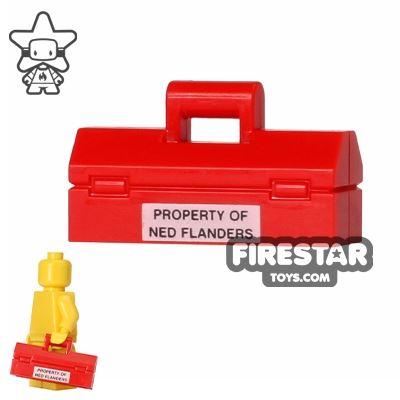 LEGO - Ned Flanders' Toolbox
