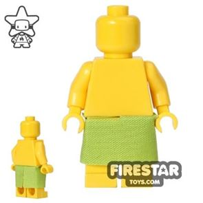 LEGO - Skirt - Lime