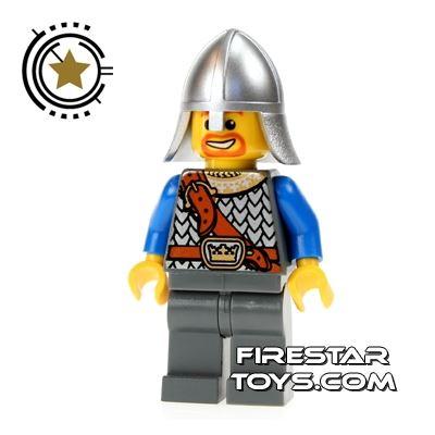LEGO Castle Fantasy Era - Crown Knight 3