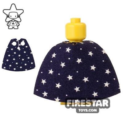 Custom Design Cape - Wizard Stars