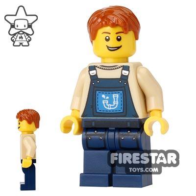 The LEGO Movie Mini Figure - Alfie the Apprentice
