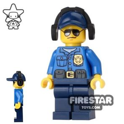 LEGO City Mini Figure - City Police Officer 6